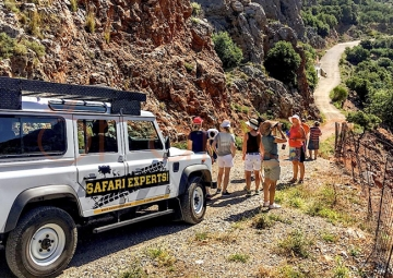 Safari Experts tours